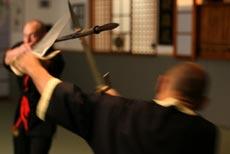wing tsun kung fu - sifu Klaus Flickinger
